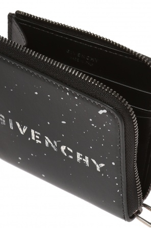 Wallet with a printed pattern od Givenchy