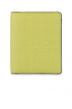 Logo-embossed wallet od Loewe