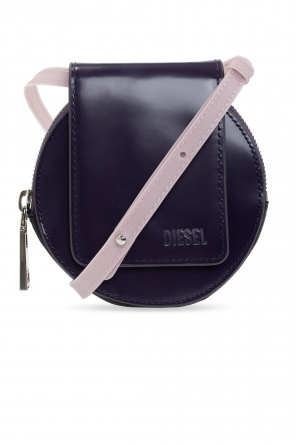 Pouch on strap with logo od Diesel