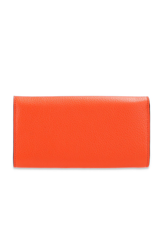 Chloé 皮革质钱包
