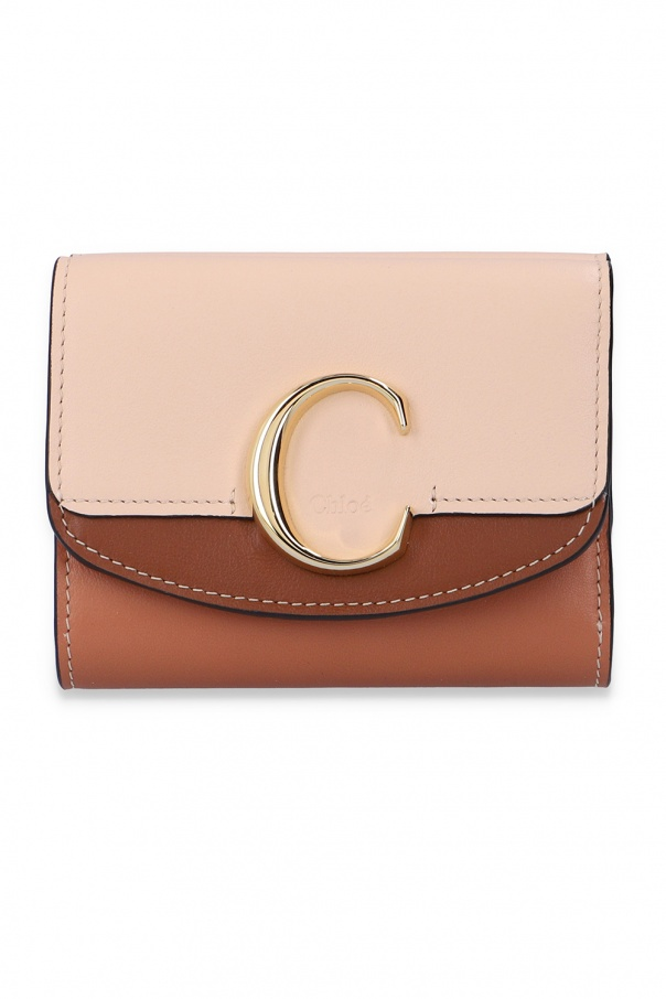 Chloé Wallet with logo