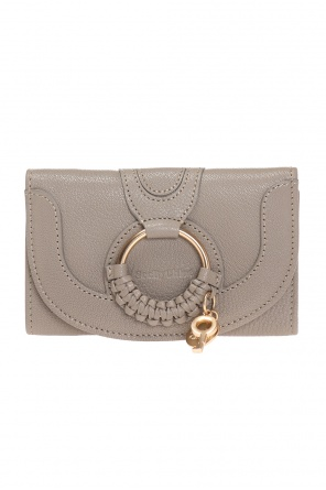 Embellished branded wallet od See By Chloe