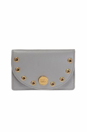 Wallet with metal loops od See By Chloe