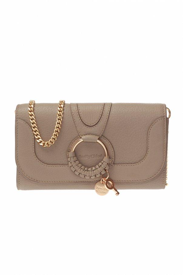See By Chloe 'Hana' wallet on chain