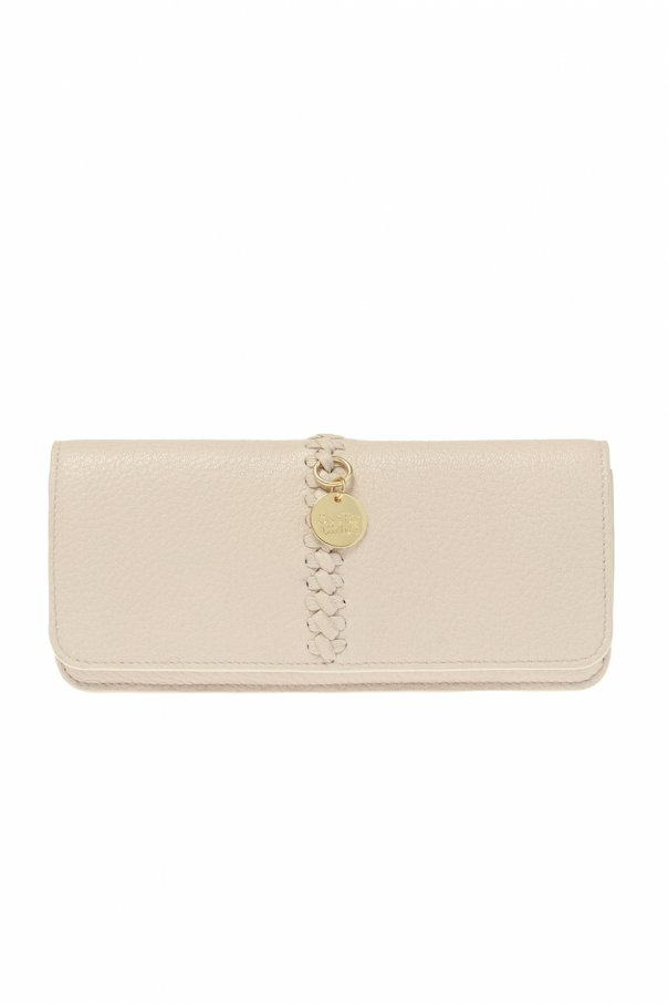 See By Chloe Wallet with logo