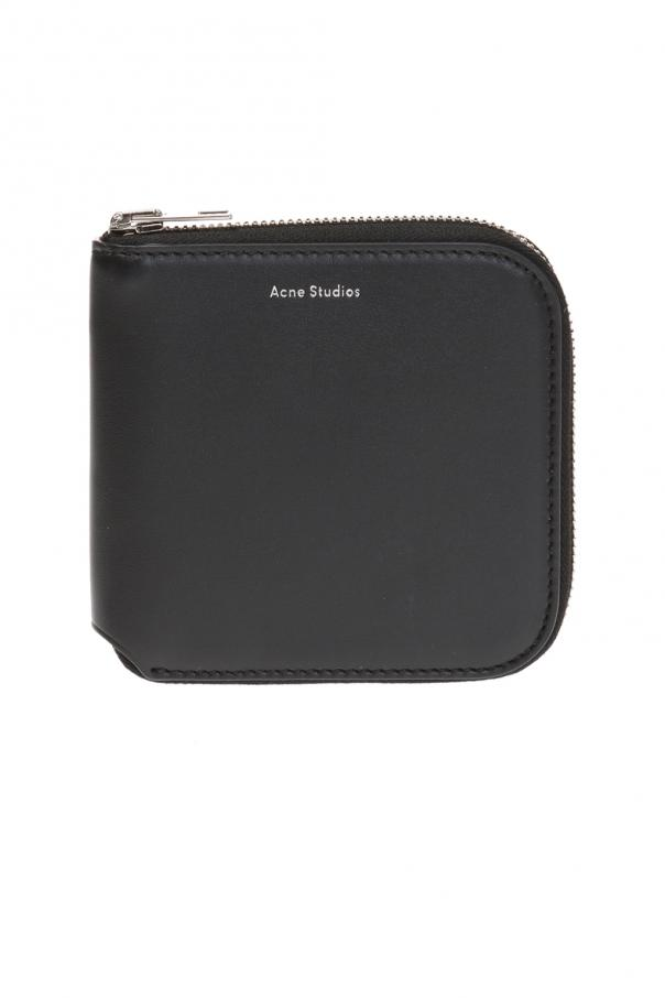 Acne 'Csarite S' wallet with logo