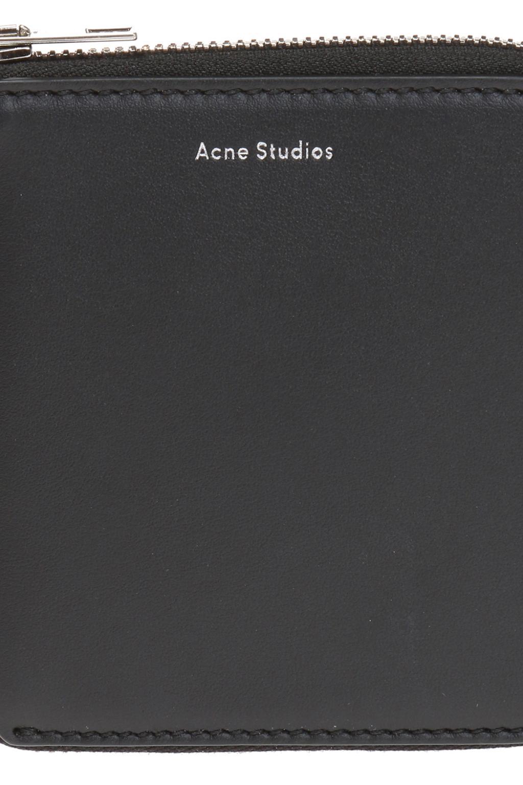 Acne Studios 'Csarite S' wallet with logo
