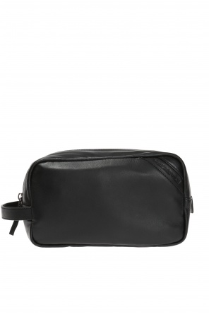Leather wash bag od Diesel
