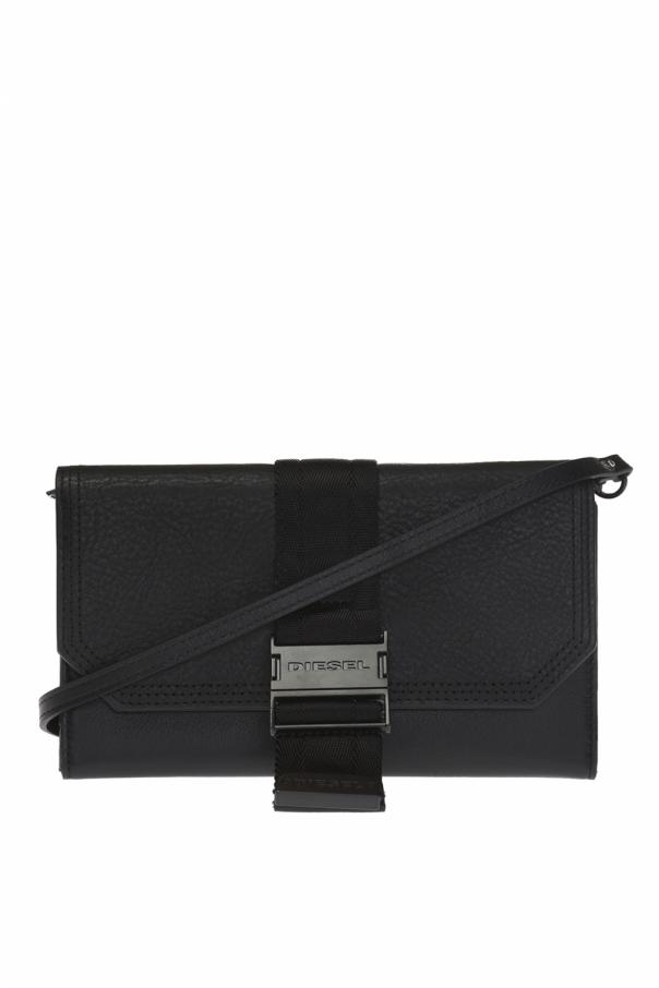 Diesel 'Dipsy' wallet on strap
