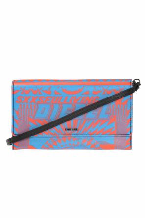 'dipsy'  patterned shoulder bag od Diesel
