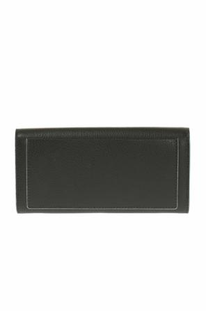 Leather wallet od Versace
