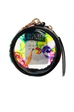 Transparent pouch od Versace Jeans Couture