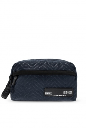 Logo wash bag od Versace Jeans Couture