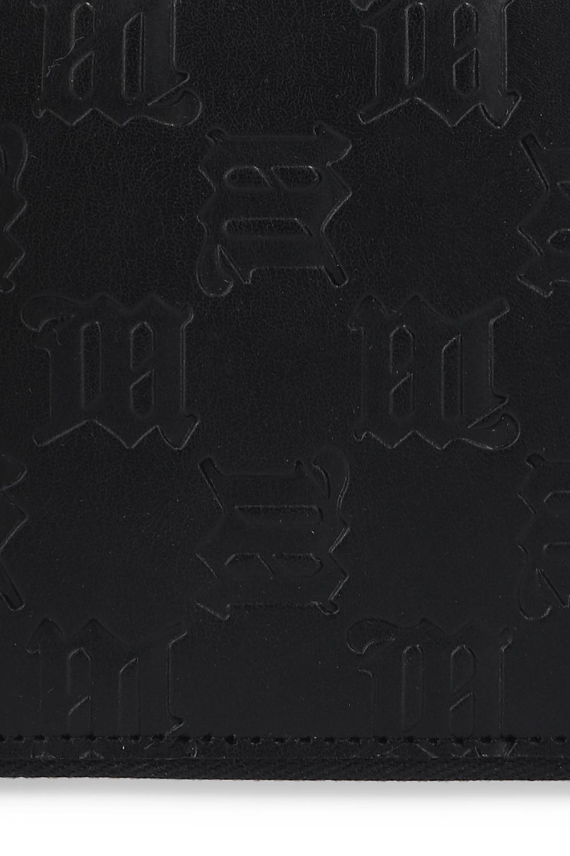 MISBHV Portfel z monogramem 'M'