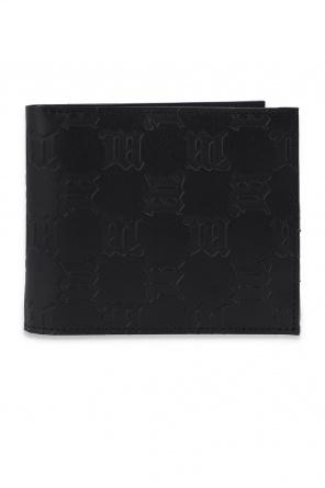 Wallet with 'm' monogram od MISBHV