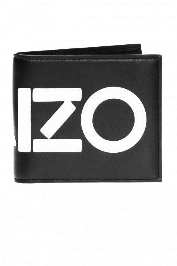 Kenzo Logo bi-fold wallet