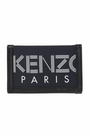 Wallet with a logo od Kenzo
