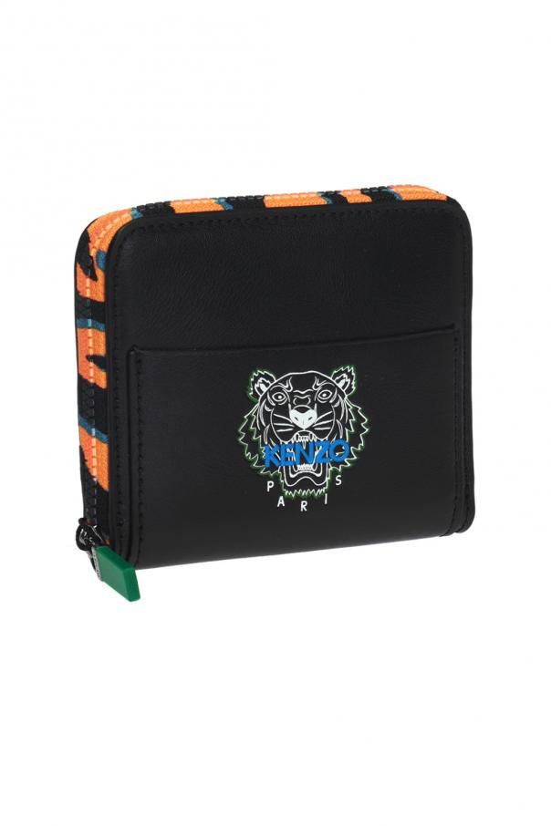 ebf894d3 Tiger head motif wallet Kenzo - Vitkac shop online
