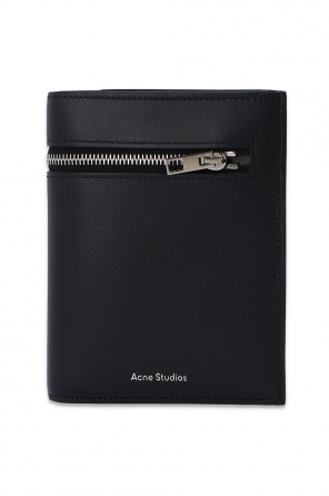 Folding wallet with logo od Acne