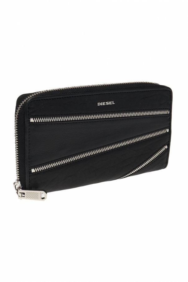Wallet with logo od Diesel
