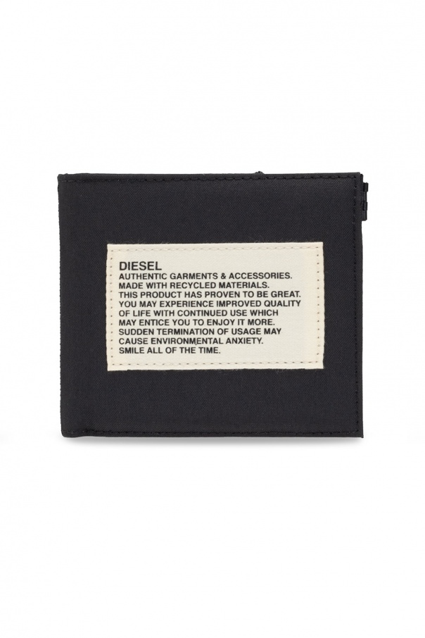 Diesel Wallet with logo