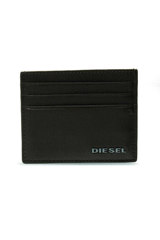 Diesel Logo card case