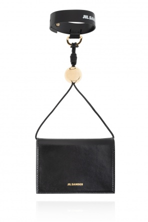 Wallet with logo od JIL SANDER
