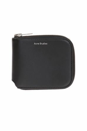 'kei s' wallet with logo od Acne