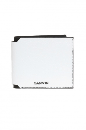 Wallet with logo od Lanvin