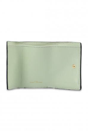 Trifold wallet with logo od The Marc Jacobs