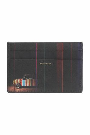 Printed card case od Paul Smith
