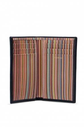 Branded leather wallet od Paul Smith