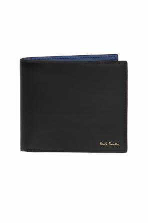 Branded bi-fold wallet od Paul Smith