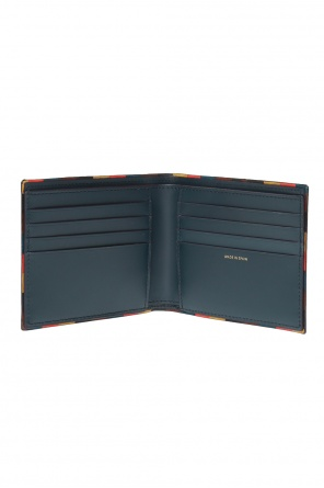 Bifold wallet with a logo od Paul Smith