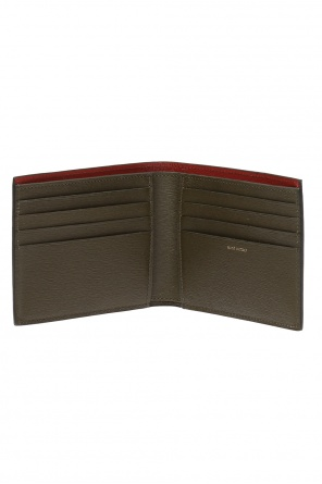 Branded bi-fold logo od Paul Smith