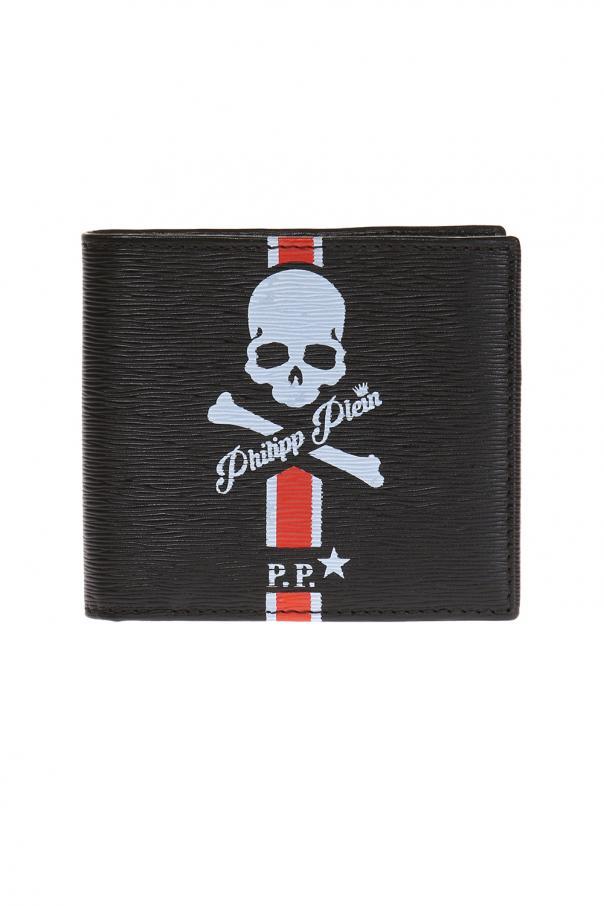 aadf8124349b6 Składany portfel  Sucre  Philipp Plein - sklep internetowy Vitkac