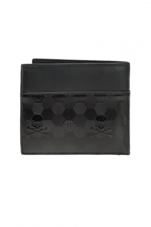 Bi-fold wallet with logo od Philipp Plein