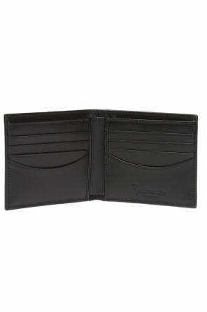 Bi-fold wallet with logo od Billionaire