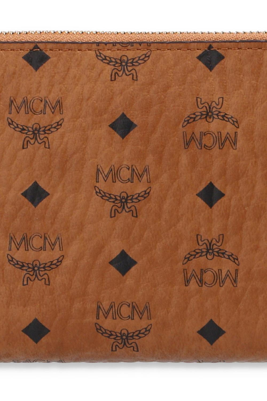 MCM Logo wallet