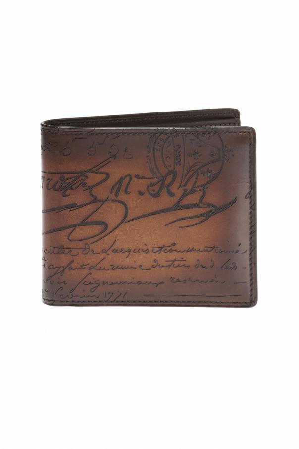 Berluti 'Makore' bi-fold wallet
