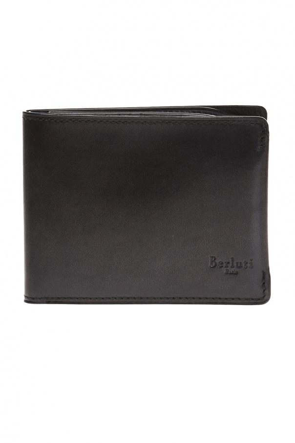 Berluti Składany portfel z logo