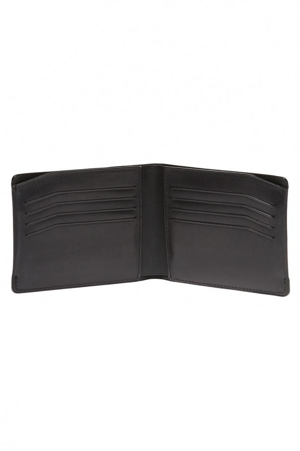 Bi-fold wallet with logo od Berluti