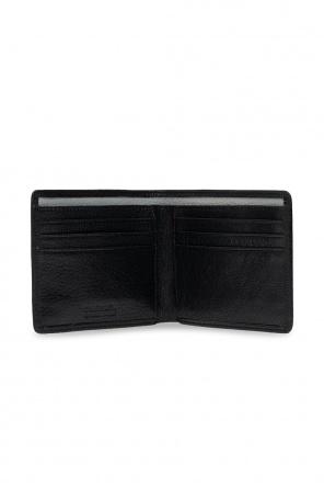 Folding wallet with logo od Diesel