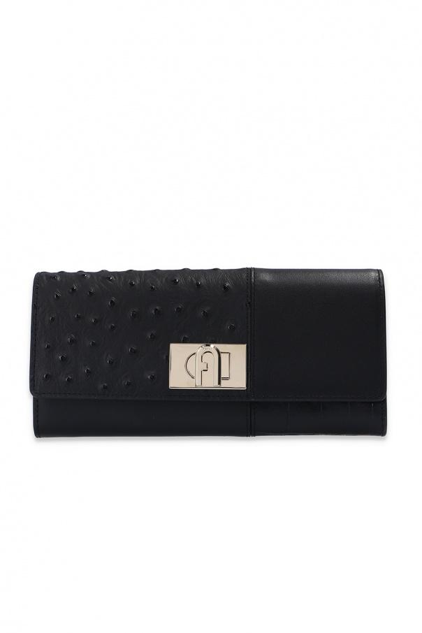 Furla '1927' leather wallet