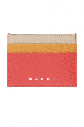 Branded card case od Marni