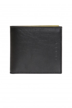 Wallet with logo od Marni