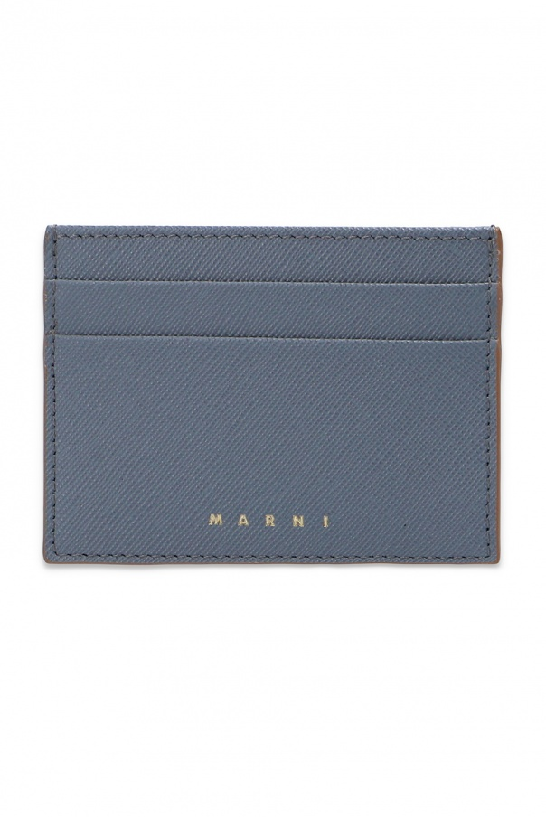 Marni Logo card case
