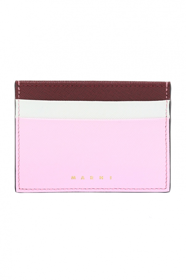 Marni Logo card case