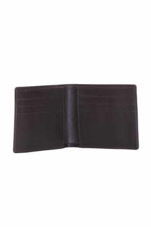 Leather wallet od Diesel Black Gold