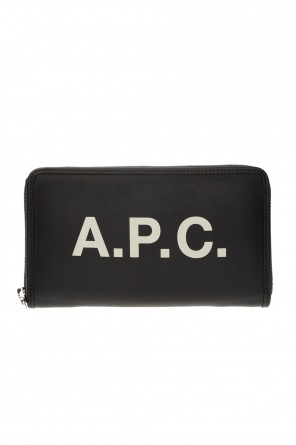 Logo wallet od A.P.C